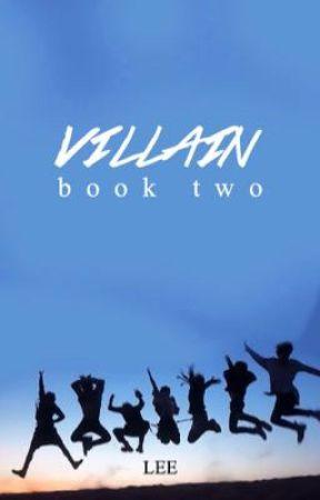 VILLAIN | vmin [book two] by dogmood