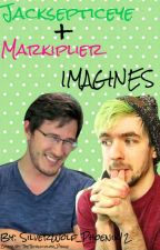 Markiplier and Jacksepticeye imagines  by SilverWolf_Phoenix12