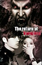 The return of vampires by NoraElmasry