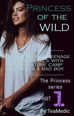 Princess Of The Wild by TeaMedic