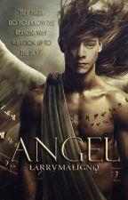 Angel - AU!LARRY  by larrymaligno