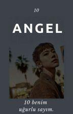 Angel :nct→taeten: √ by erikxlehnsherr