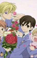 Kyoya's Sister (Ouran High School Host Club) by sweetielover123