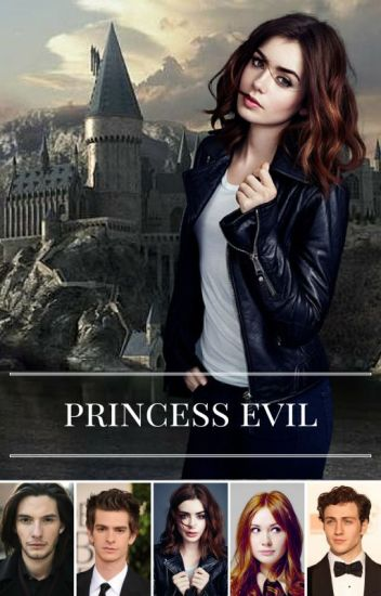 Princess Evil (The Maraderus)