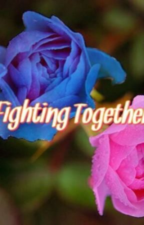Fighting Together| A Garvy FF|Garroth X Ivy| by Loveprid