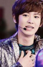 Shining Chanyeol Oppa by kpopbunnay214