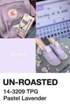 un-roasted | a positivity book  by akabrowny