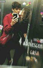 4 Adolescentes, 1 Casa. by laislanger12