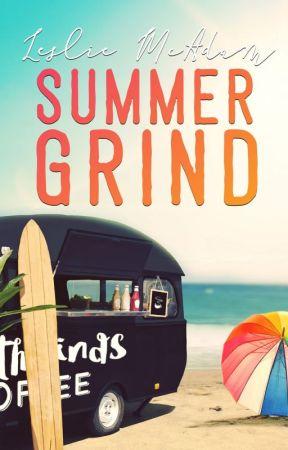 Summer Grind (A Sun-Kissed Romance Anthology short story) by lesliemcadam