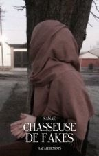 « Sanae - Chasseuse de fakes. » by Laperlemusulmane