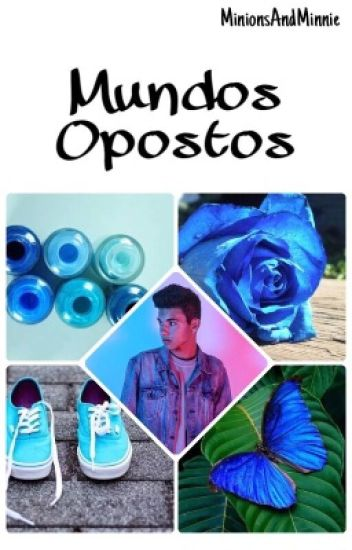 Mundos Opostos ///// Daniel Skye
