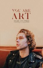 you are art {almost polite} by YourLittleBoo