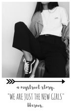 NEW GIRLS ▹ MYSTREET X READER by spiderrverse