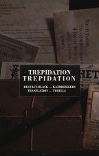 TREPIDATION :: REGULUS BLACK by tyreIls