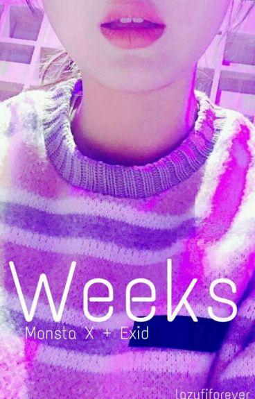 Weeks [Monsta X+Exid]