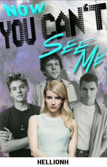 Now You CAN'T See Me|| {{First Book}}