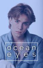 Ocean Eyes . Jonathan Brandis by -wobelo