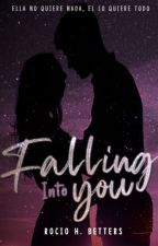 Falling Into You by RocioHernandezM