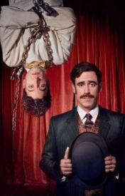 Houdini & Doyle by Juniper_goblinfly