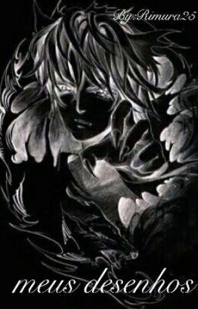 Meus Desenhos Sasuke Uchiha Wattpad