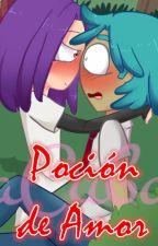Poción de amor | BonxBonnie | #FNAFHS [CONCLUIDA] by SakuraCuba