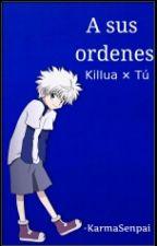 A sus ordenes (KILLUA X TÚ) by killukillu