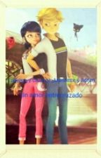 Ladybug Y Chatnoir/Marinette Y Adrien_Un Amor Cruzado by Andy24156