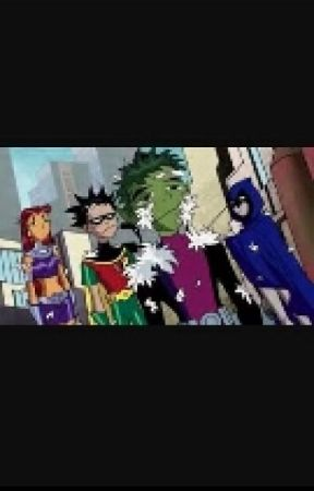 Teen Titans Discover Facebook by gabriels_winchester