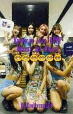 Kumpulan Artis Korea K-POP Ngakak Dan Kocak by KimHyebin124