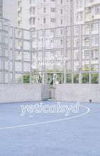 Elli's Guitar Shop by yeticalsyd