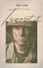 Tú, que me has rescatado (Carta) by imanasam