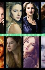 Look who it is (divergent fanfiction )  by I_write_k