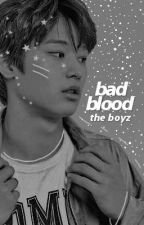 bad blood ⇝ kpop by kimintjae