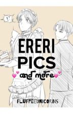 Ereri Pics and more by FluffeeUnicorns