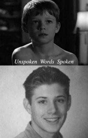 Unspoken Words Spoken (Sam & Dean) by gcochee
