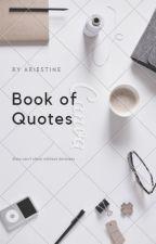 Quotes by Ariestocrat