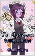 Te Ayudare - Grillby x Muffet [Undertale] by Guillesture