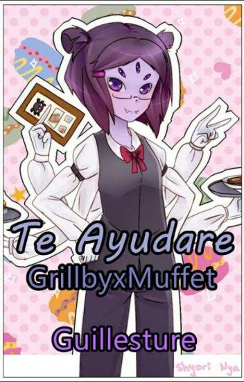 Te Ayudare - Grillby x Muffet - Undertale