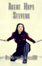 Agent Hope Stevens  by MayaraBonifcio08