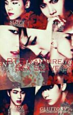 BTS Vampire/Sex Slave by KylaWilliams8
