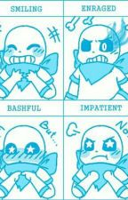 Underswap Sans x Sad! Reader by AuthorBlitz-Chan
