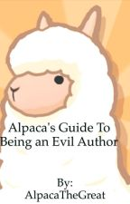 Alpaca's Guide To Being an Exceptional Writer by -plutope-