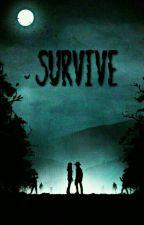 Survive ✧ Carl Grimes  by a-antxnella