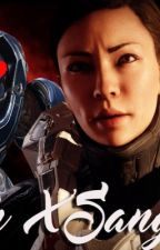 Halo: Sangheili X Spartan Love by alycat107
