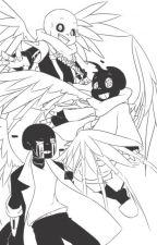 Harem ( AU Sanses x Female! Shy! Reader ) by SuricateDash