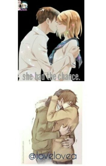 she had the chance. {Ereri/Eruren/Rivetra}