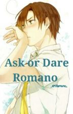 Ask Or Dare Romano by melancholic-minds