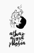 athazagoraphobia † lashton ✓ {book 1} by aestheticlashton_