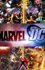 One Shots (Marvel & DC) by NiinaCumberbatch