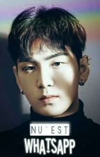 ≈Nu'est≈ WhatsApp  by Miawku_